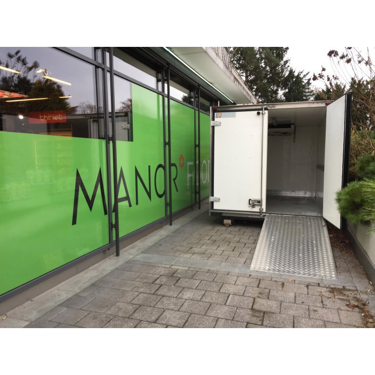 location container froid négatif Manor AG