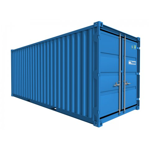 container stockage 20 pieds